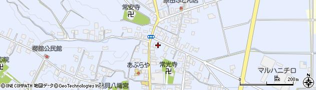 山形県西置賜郡白鷹町鮎貝3233周辺の地図