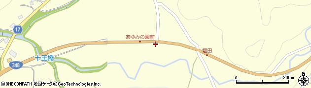 山形県西置賜郡白鷹町十王5055周辺の地図