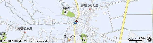 山形県西置賜郡白鷹町鮎貝3242周辺の地図