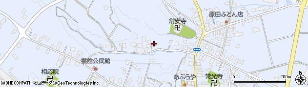 山形県西置賜郡白鷹町鮎貝3321周辺の地図