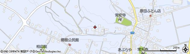 山形県西置賜郡白鷹町鮎貝谷町周辺の地図