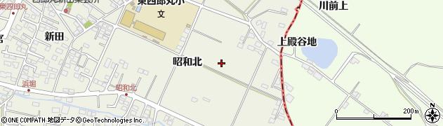 宮城県仙台市太白区四郎丸(昭和北)周辺の地図