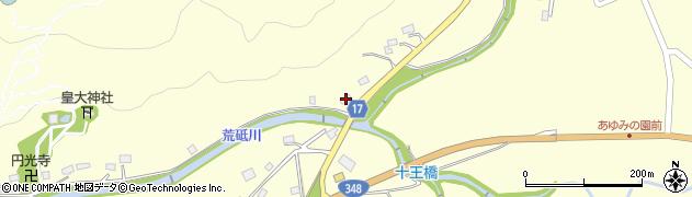 山形県西置賜郡白鷹町十王5399周辺の地図