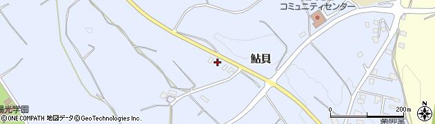 山形県西置賜郡白鷹町鮎貝4196周辺の地図