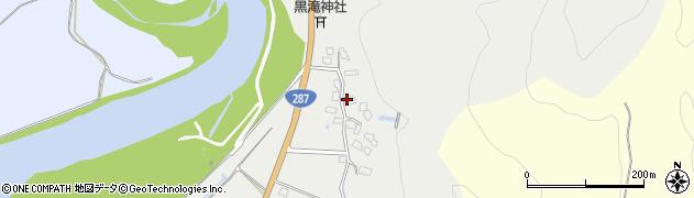 山形県西置賜郡白鷹町菖蒲1476周辺の地図