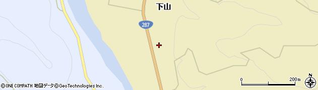 山形県西置賜郡白鷹町下山486周辺の地図