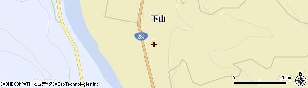 山形県西置賜郡白鷹町下山488周辺の地図