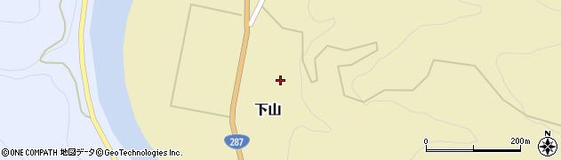 山形県西置賜郡白鷹町下山555周辺の地図