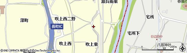 宮城県仙台市太白区郡山(吹上東)周辺の地図