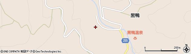山形県西置賜郡白鷹町黒鴨355周辺の地図