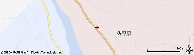 山形県西置賜郡白鷹町佐野原595周辺の地図