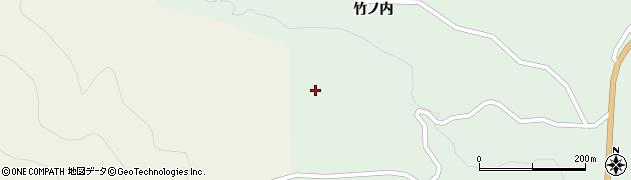 宮城県仙台市太白区秋保町長袋(台山)周辺の地図
