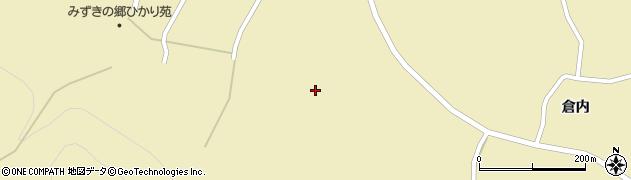 宮城県仙台市青葉区上愛子(南)周辺の地図