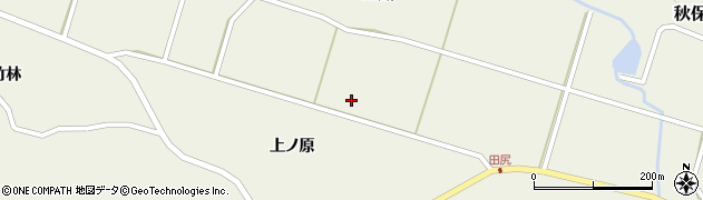 宮城県仙台市太白区秋保町馬場(澤口)周辺の地図