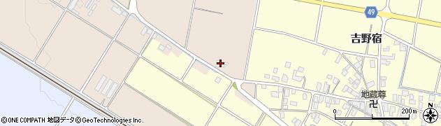 山形県山形市鮨洗3周辺の地図