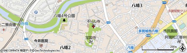 不りん寺周辺の地図