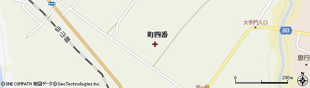 宮城県仙台市青葉区熊ケ根(町四番)周辺の地図
