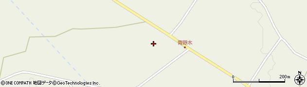宮城県仙台市青葉区芋沢(同者道)周辺の地図
