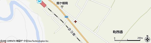 宮城県仙台市青葉区熊ケ根周辺の地図
