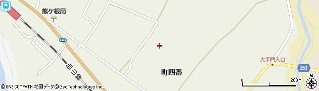 宮城県仙台市青葉区熊ケ根(町五番)周辺の地図