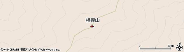 相模山周辺の地図