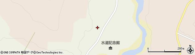 宮城県仙台市青葉区熊ケ根(棒原)周辺の地図