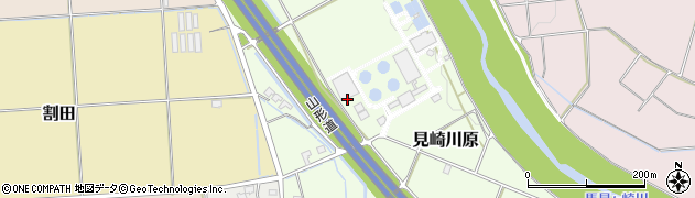 山形県山形市見崎川原周辺の地図