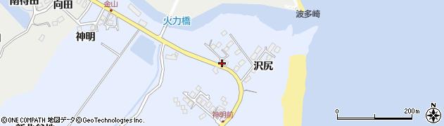 宮城県宮城郡七ヶ浜町吉田浜沢尻周辺の地図