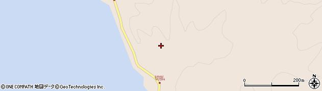 宮城県仙台市青葉区大倉(切払)周辺の地図