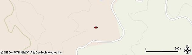 宮城県仙台市青葉区大倉(丸谷地)周辺の地図