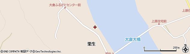 宮城県仙台市青葉区大倉(原田)周辺の地図
