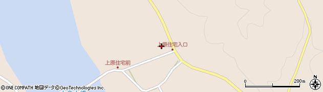 宮城県仙台市青葉区大倉(水口)周辺の地図
