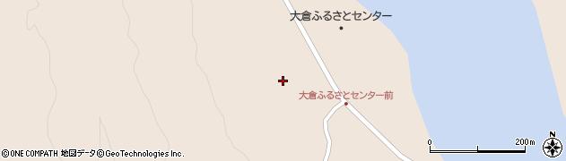 宮城県仙台市青葉区大倉(宮)周辺の地図