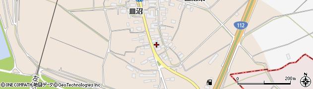 山形県寒河江市島662周辺の地図
