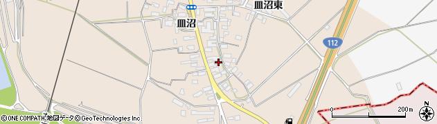 山形県寒河江市島663周辺の地図