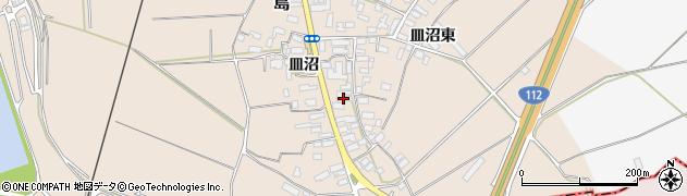 山形県寒河江市島666周辺の地図