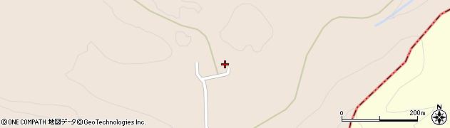 宮城県仙台市青葉区大倉(長沼)周辺の地図