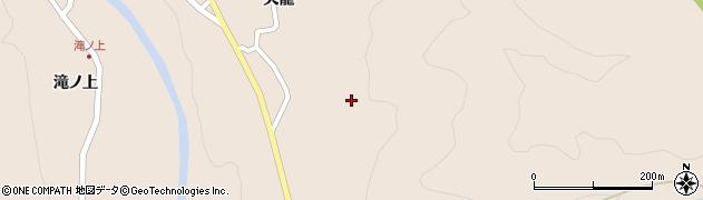 宮城県仙台市青葉区大倉(矢籠山)周辺の地図