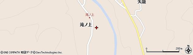 宮城県仙台市青葉区大倉(下平)周辺の地図