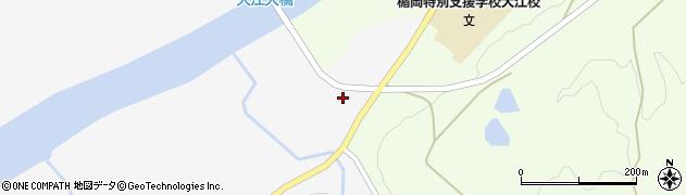 山形県西村山郡大江町三郷乙933周辺の地図