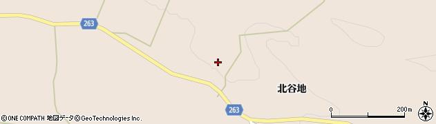 宮城県仙台市青葉区大倉(橋折)周辺の地図
