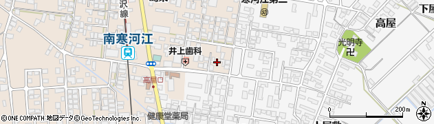 山形県寒河江市島283周辺の地図