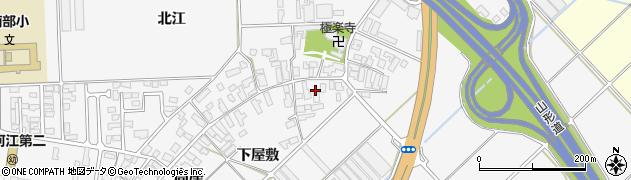 山形県寒河江市高屋333周辺の地図
