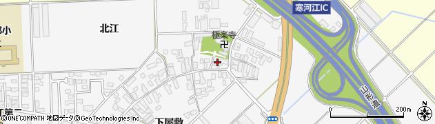 山形県寒河江市高屋331周辺の地図