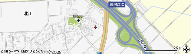 山形県寒河江市高屋513周辺の地図