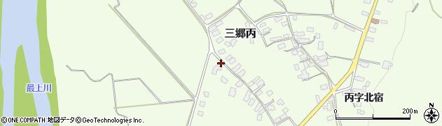 山形県西村山郡大江町三郷丙204周辺の地図