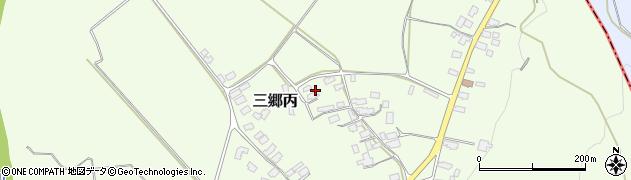山形県西村山郡大江町三郷丙367周辺の地図