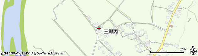 山形県西村山郡大江町三郷丙678周辺の地図