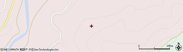 山形県西村山郡大江町柳川岩井戸周辺の地図