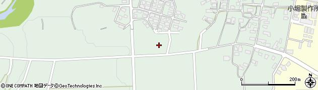 山形県西村山郡大江町小見498周辺の地図